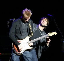 Kenny Wayne Shepherd, Noah Hunt