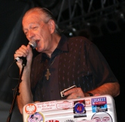 Musselwhite at 2011 Heritage Music BluesFest