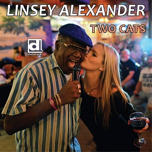 Linsey Alexander Two Cats